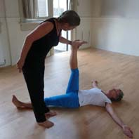 Yogaweekend Friesland _ 1-3 juni 2012 _ Yogalessen Adembewustzijn Meditatie Muziek en Mantra _ met Lydwina Meerman
