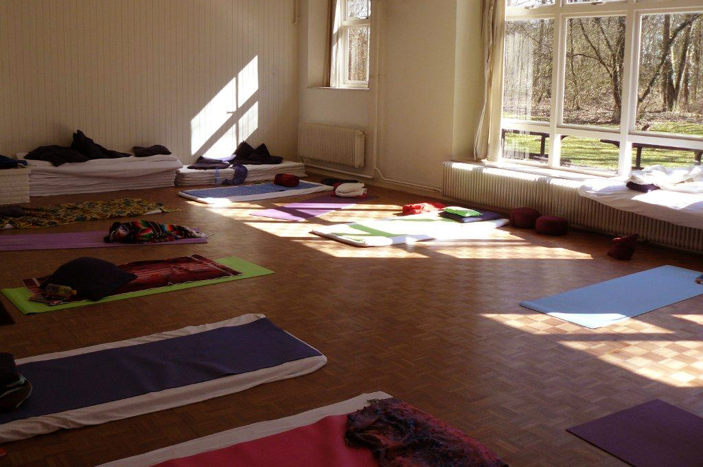 Yoga weekend 2011 met Lydwina Meerman