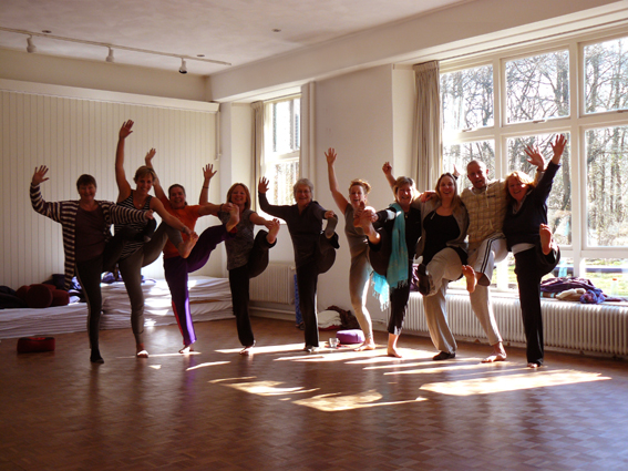 Yogaweekend Drenthe 2011 met Lydwina Meerman_Yoga Mantra Meditatie_