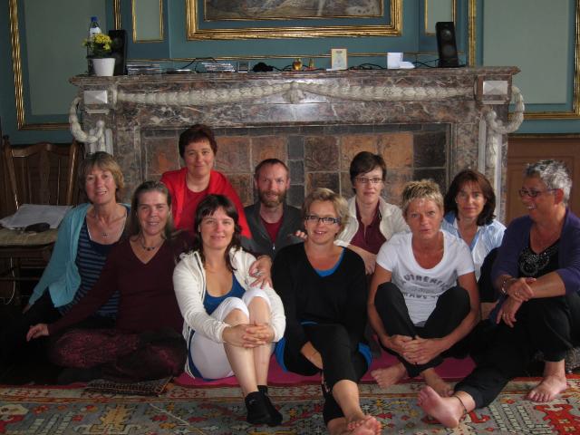 Yoga weekend Belgie met Lydwina Meerman _ Yogalessen_Mantra_Meditatie_