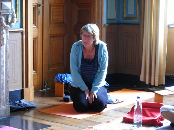 Yogaweekend Belgie 15_16_17 juli 2011_met Lydwina Meerman__