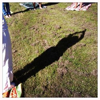 Yoga in het Amsterdamse Bos _ met Lydwina Meerman _ 9 september 2012 _01