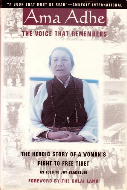 Lydwina Meerman _ India 2004 _ Dharamsala _ Mcleodganj _ Ama Adhe _ The voice that remembers
