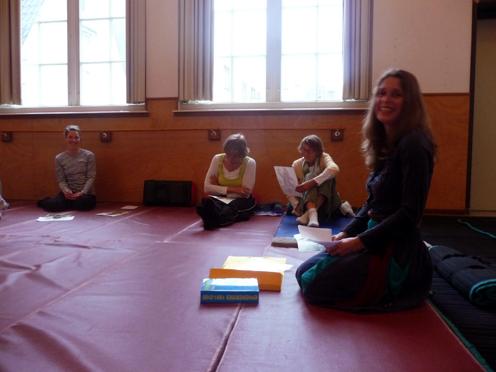 Yoga Lydwina Meerman _ Claverhuis Jordaan _ Astrologie met Yvette Habets _  juni 2013 _