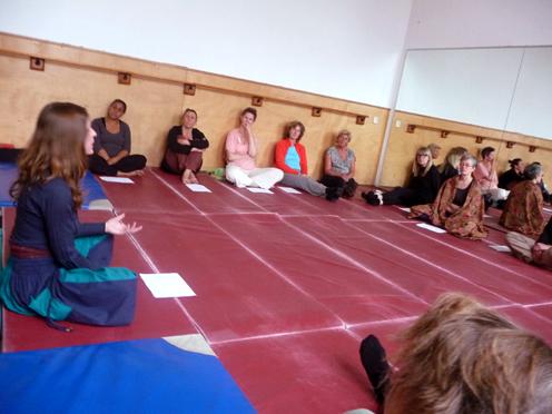 Yoga Lydwina Meerman _ Claverhuis Jordaan _ Astrologie met Yvette Habets _  juni 2013
